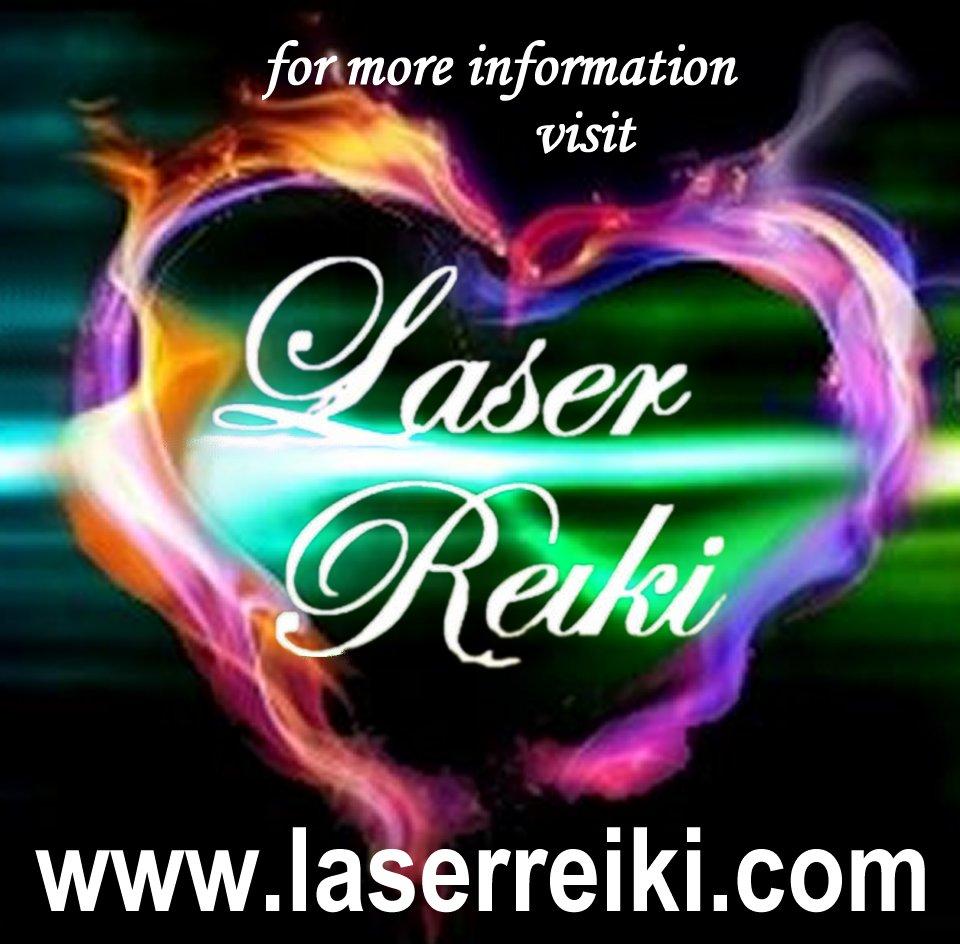 visit www.laserreiki.com